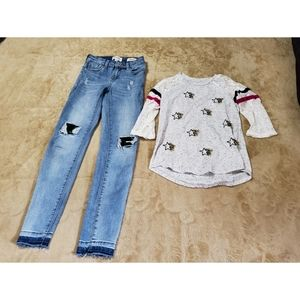 Girls Jessica Simpson Outfit
